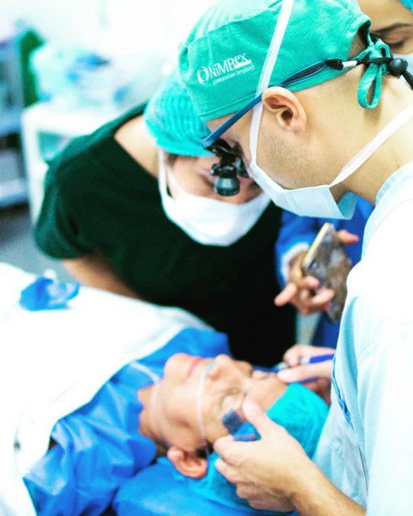 трансплантация сетчатки глаза