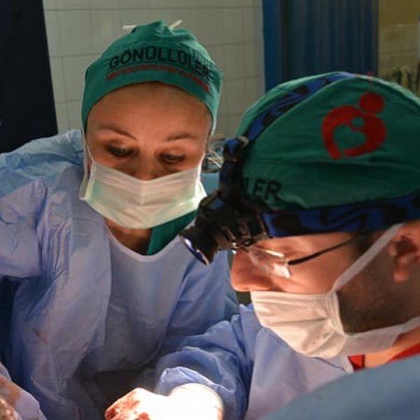 незаконное изъятие органов для трансплантации