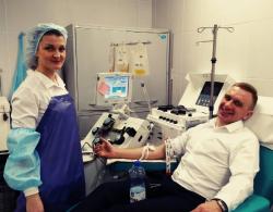 проблемы донорства в России