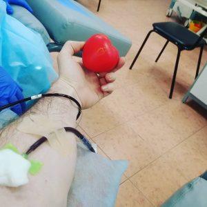 Льготы донорам крови