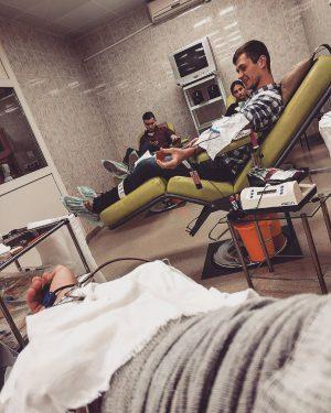как стать донором крови в Москве