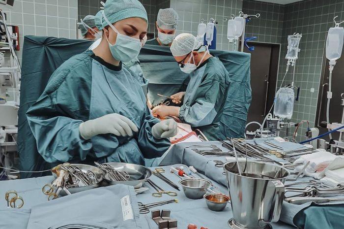 Пересадка легких после COVID-19